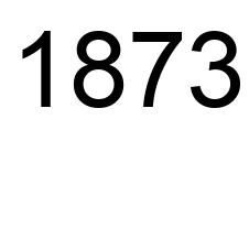 1873 number, the encyclopedia of numbers - Number.academy