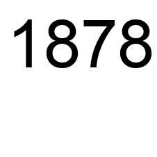 1878 number, the encyclopedia of numbers - Number.academy